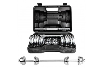 20KG Dumbbell with Barbell Connector