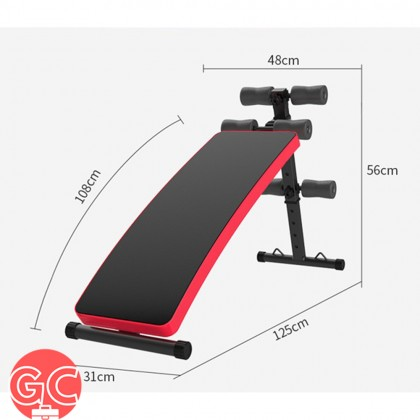 GC Multi-functional Fitness Gym Sit Up Bench
