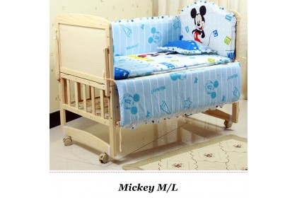 Baby Bedding Set – 5 pcs
