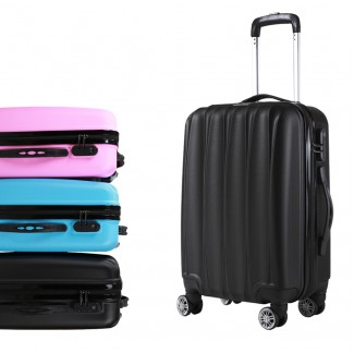 TL1002 20 Inches ABS Hard Case Travel Luggage