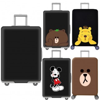 "E-city Elastic Travel Luggage Cover 20""/24""/28"""