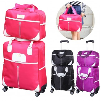 TDB003 Travel Bag with Trolley with 4 Rotatable Wheels