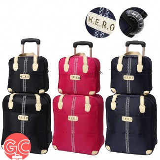 GC TDB004 2 in 1 Hero Travel Bag with Trolley