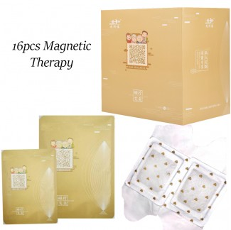 16pcs Multifunctional Magnetic Therapy Paste Muscle Pain Paste